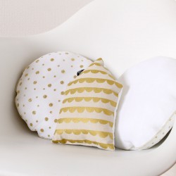 Mini coussin MAISON GOLD COLLECTION